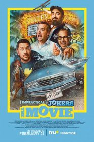 فيلم Impractical Jokers: The Movie 2020