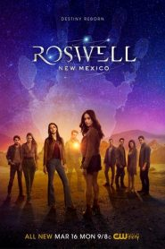 مسلسل روزويل بنيو مكسيكو Roswell, New Mexico 2019