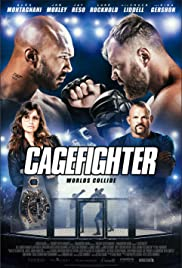 فيلم مقاتلي الاقفاص Cagefighter 2020