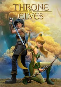 فيلم عرش الجان Throne of Elves 2017